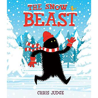 The Snow Beast by Chris Judge - 9781783443222 Book