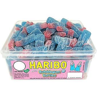 Haribo Bubblegum Flasker Zing (120) Stykker 924g