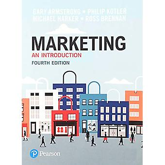 Marketing - An Introduction by Gary Armstrong - 9781292200309 Book