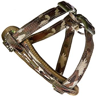 Ezydog Arnés Chest Plate Camuflaje (Dogs , Collars, Leads and Harnesses , Harnesses)