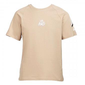 Kings Will Dream Junior Grayden Sand/Ecru Jersey T-Shirt