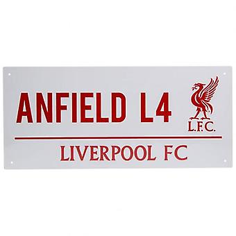 Liverpool Street Sign RL