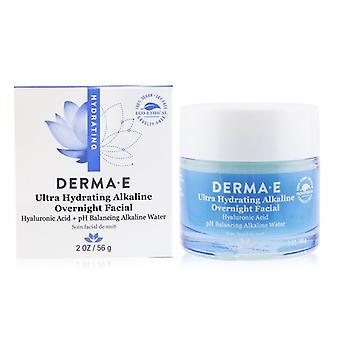 Hydrating Ultra Hydrating Alkaline Overnight Facial - 56g/2oz