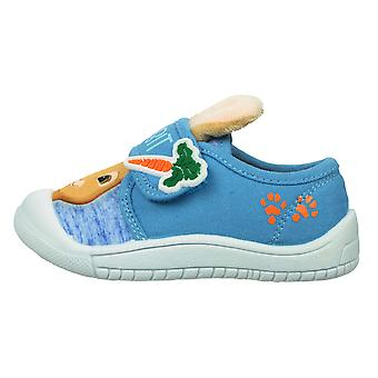 Peter Rabbit Savoy Boys Trainer Blue UK Tailles Enfant 4 -9