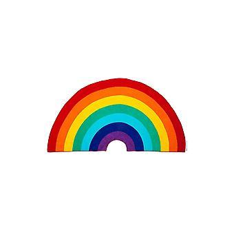 Sunnylife rainbow shaped beach towel
