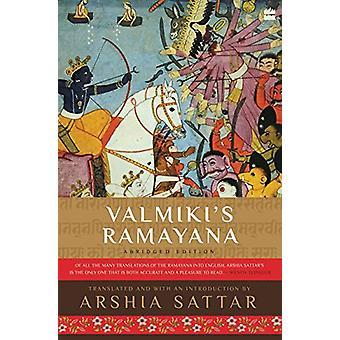 Valmiki's Ramayana by Arshia Sattar - 9789353572570 Book