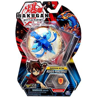 Bakugan Ultra 1 Pack 3 palcový obrázok Aquos Phaedrus