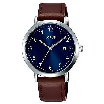 Lorus RH939JX-9 Blue Dial con reloj de pulsera date