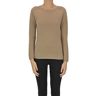 'S Max Mara Ezgl137082 Femmes-apos;s Green Cashmere Sweater