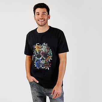Black Sneaker T-Shirt