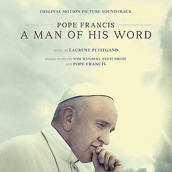 Pope Francis: A Man of His Word / O.S.T. - Pope Francis: A Man of His Word / O.S.T. [CD] USA import