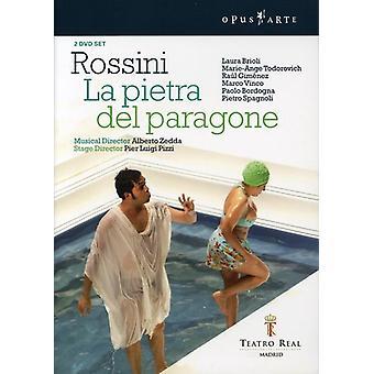 G. Rossini - Rossini: Li Pietra Del Paragone [DVD Video] [DVD] import USA