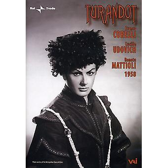 G. Puccini - Turndot [DVD] USA import