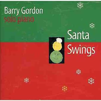 Barry Gordon - Santa Swings-Solo Piano [CD] USA import
