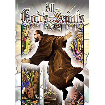 All God's Saints [DVD] USA import
