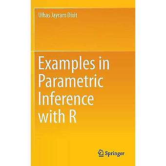 Examples in Parametric Inference with R by Ulhas Jayaram Dixit - 9789