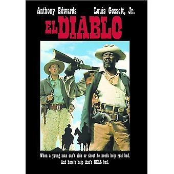 El Diablo [DVD] USA import