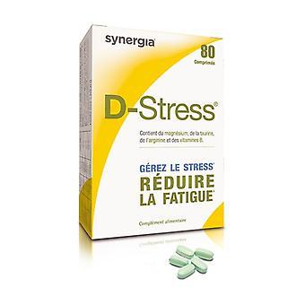 D-Stress® 80 tablets