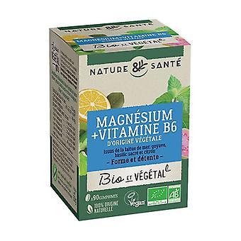 Magnésium + Vitamine B6 BIO 60 comprimés