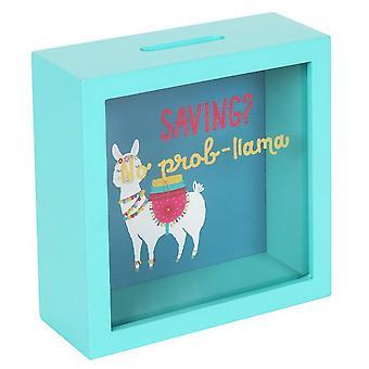 Jotain erilaista Llama Money Box