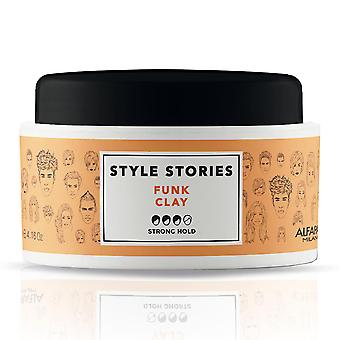 Alfaparf Style Stories Funk Clay 100 Ml Para Mujer