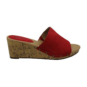 Style & Co. Womens Carinii Open Toe Casual Platform Sandals