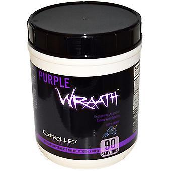 Controlled Labs, Purple Wraath, Juicy Grape, 2.39 lbs (1084 g)