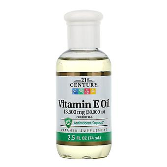 21ème siècle, huile de vitamine E, 13.500 mg (30.000 UI), 2.5 fl oz (74 ml)