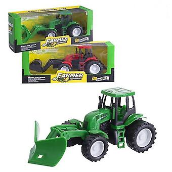 Friction Tractor Juinsa (20 x 8 cm)