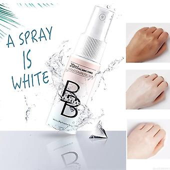 Portable Body Face Whitening Spray - Long Lasting Foundation Base Brighten