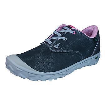 Hi Tec Ezee'z Lace I Womens Travel / Walking Trainers / Shoes - Grey