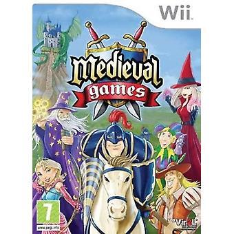 Középkori játékok Nintendo Wii játék (törölt cím)