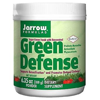 Jarrow Formulas Green Defense, 180 Gms (30 Servings), 6.35 Oz (New Formula)