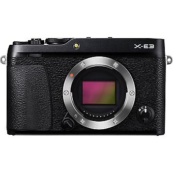 FUJIFILM X-E3 Mirrorless Câmera Digital Body Preto