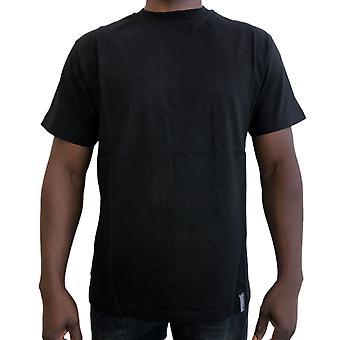 Darkncold Plain Black T-shirt