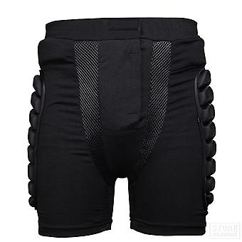 Winter Breathable Sports Skiing Shorts, Protective Hip Bottom Padded Amour