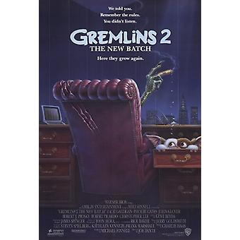 Gremlins 2 The New Batch Movie Poster Print (27 x 40)