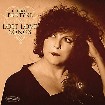 Cheryl Bentyne - verloren Love Songs [CD] USA import