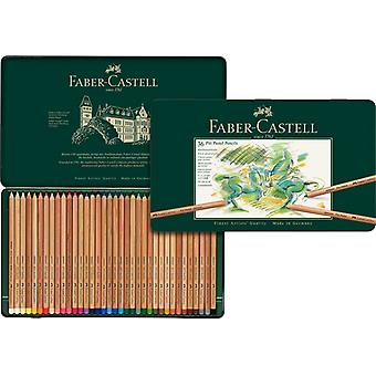 Faber Castell Pitt Pastel Pencil 36 Tin