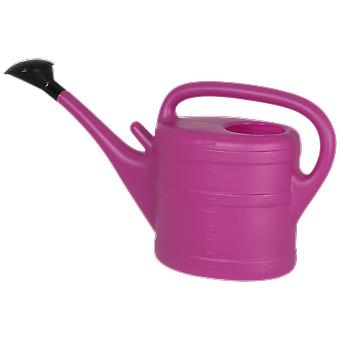 Watering Can 10 Litre Purple Fuchsia