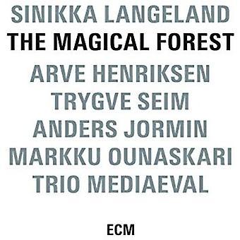 Langeland/Trio Media - Magical Forest [CD] USA import