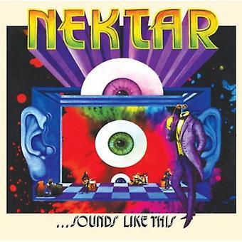 Nektar - Sounds Like This [CD] USA import
