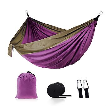 Hammock,color matching outdoor camping hammock,Outdoor Camping Hammock Portable Hammock Sleep Swing Bed Rest