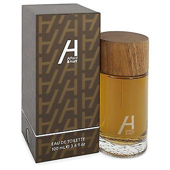 Alford & Hoff Eau De Toilette Spray Af Alford & Hoff 3,4 ounce Eau De Toilette Spray