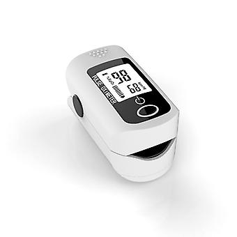 Pulse oximeter Oxygen meter Oximeter with large clear display