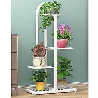 YANGFAN Plant Stands Indoor Outdoor Plant Shelf Flower Pot Stand Holder Multi Tier Flower Display Shelves