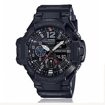 G-Shock Ga-1100-1a1er Black Digital Watch