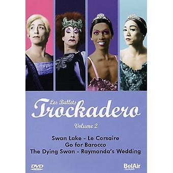 レ バレエ Trockadero Vol. 2 【 DVD 】 USA 輸入