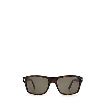 Tom Ford FT0678 dark havana unisex sunglasses