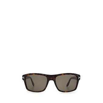 Tom Ford FT0678 óculos escuros de havana unissex